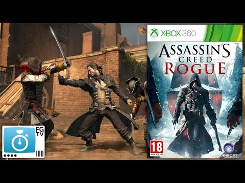 2 Minute Guide: Assassin's Creed Rogue (PEGI 18+) - YouTube thumbnail
