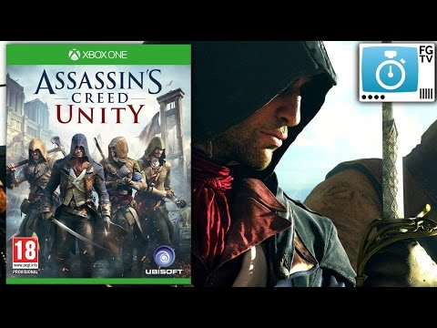 2 Minute Guide: Assassin's Creed Unity (PEGI 18+ / ESRB 17+) - YouTube thumbnail