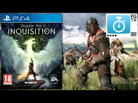 2 Minute Guide: Dragon Age Inquisition (PEGI 18) - YouTube thumbnail