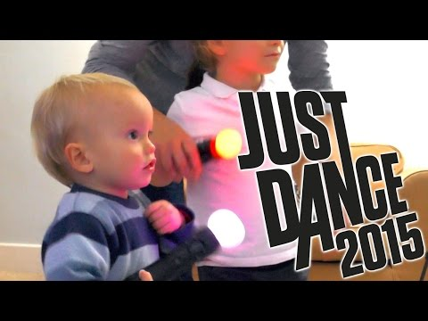 "Just Dance 2015 – Family Battles on Frozen ""Let It Be"" - YouTube thumbnail"