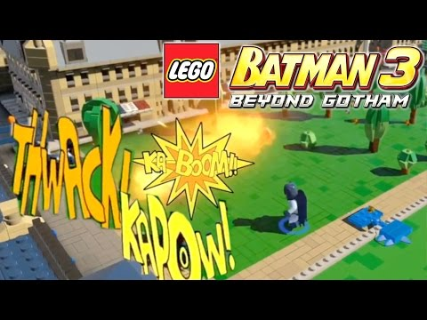 Lego Batman 3 Studio Tour with Lead Animator - YouTube thumbnail