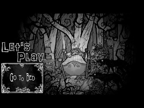 "Let's Play ""Go To Bed"" - YouTube thumbnail"