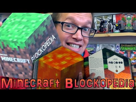 Minecraft Blockopedia – Full Review of Every Page