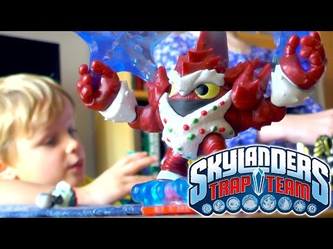 Official Reveal Winterfest Lob-Star Unboxing - YouTube thumbnail