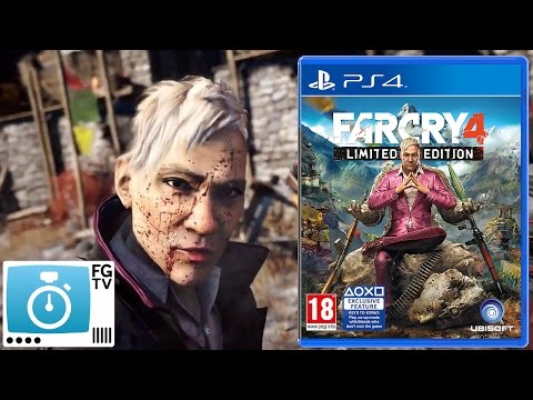 2 Minute Guide: Far Cry 4 (PEGI 18+) - YouTube thumbnail