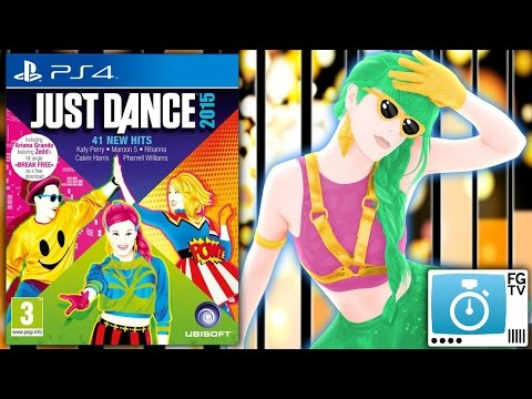 2 Minute Guide: Just Dance 2015 (PEGI 3+) - YouTube thumbnail
