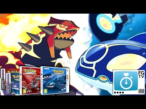 2 Minute Guide: Pokemon Omega Ruby / Alpha Sapphire (PEGI 7) - YouTube thumbnail