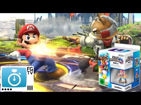 2 Minute Guide: Super Smash Bros. & amiibo Wii U (PEGI 12+) - YouTube thumbnail
