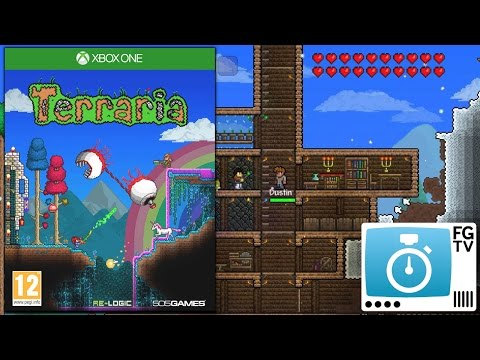 2 Minute Guide: Terraria (PEGI 12) - YouTube thumbnail