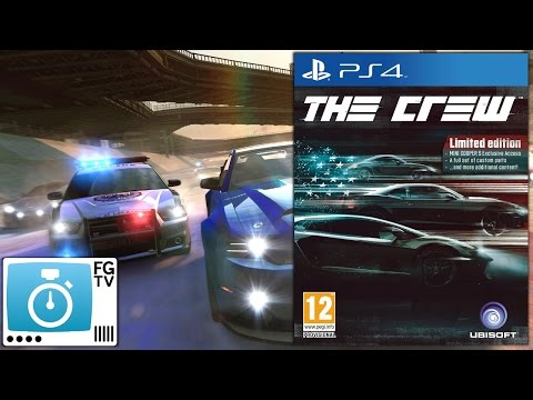2 Minute Guide: The Crew (PEGI 12) - YouTube thumbnail