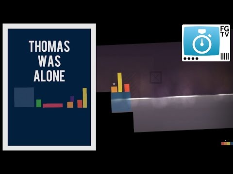 2 Minute Guide: Thomas Was Alone (PEGI 12+) - YouTube thumbnail
