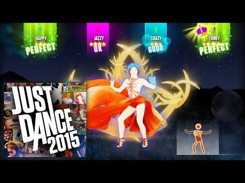 Just Dance 2015 Xbox One Kinect, Wii, Wii U, PS4, PlayStation Eye - YouTube thumbnail