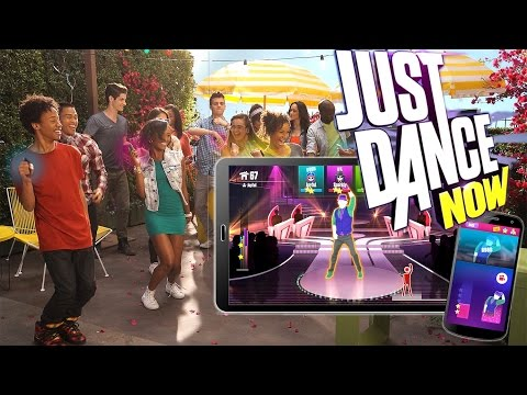 Just Dance Now on iPhone / Android
