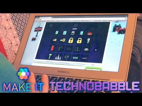 Kids Test Make It: Technobabble - YouTube thumbnail