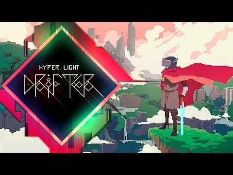 Let's Play 10 Minutes of Hyper Light Drifter - YouTube thumbnail