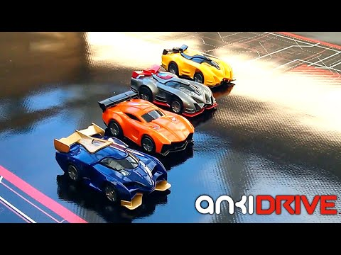 Let's Play Anki Drive – Characters and Power Ups - YouTube thumbnail