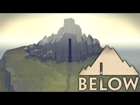 Let's Play Below with Developer Capybara Games - YouTube thumbnail