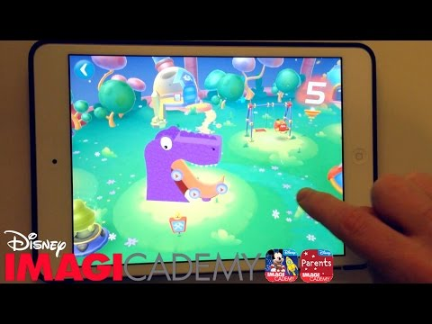 Let's Play Disney Imagicademy wih Senior VP Jeff Sellinger - YouTube thumbnail