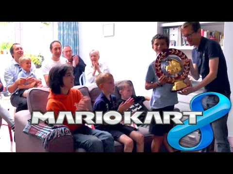 Mario Kart 8 (Round 4 of 4) – The FINAL! & Winner Trophies - YouTube thumbnail