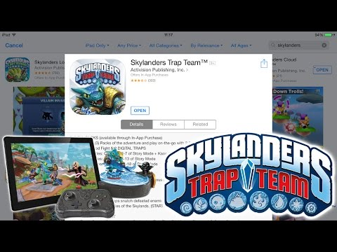 Skylanders Trap Team Digital In-App Purchase Analysis - YouTube thumbnail