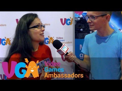 Video Game Ambassador Interview – Helana Santos - YouTube thumbnail