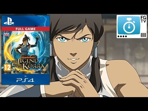 2 Minute Guide: Legend of Korra (PEGI 12+) - YouTube thumbnail