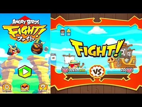 Let's Play Angry Birds Fight! #1 – First 15 Mins of Match Battles