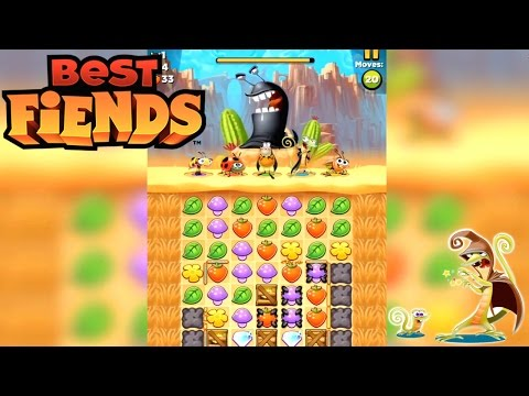 Let's Play Best Fiends - YouTube thumbnail