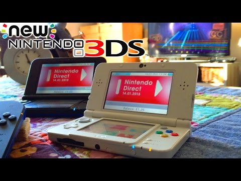 """New 3DS"" Battery Test & Comparison – 3DS XL, 2DS, Original 3DS - YouTube thumbnail"