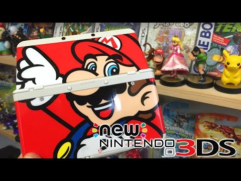 New 3DS Cover Plates Fitting and Test - YouTube thumbnail