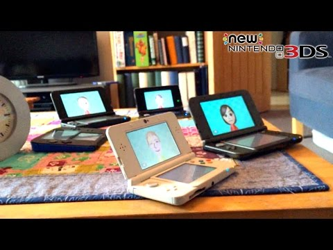 New 3DS vs New 3DS XL – Battery, Brightness, Sound & Charging Show Down - YouTube thumbnail