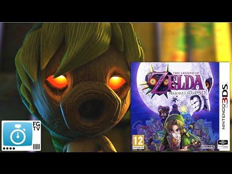 2 Minutes Guide: The Legend of Zelda: Majora's Mask 3D (PEGI 12+) - YouTube thumbnail