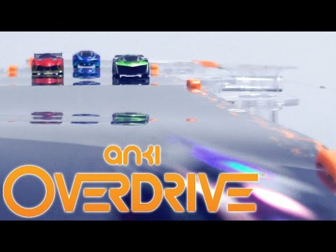Anki Overdrive – CEO Unveils Next Anki Game - YouTube thumbnail
