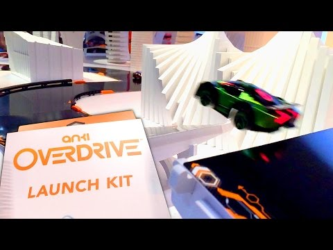 Anki Overdrive Jump & Crash Compilation - YouTube thumbnail