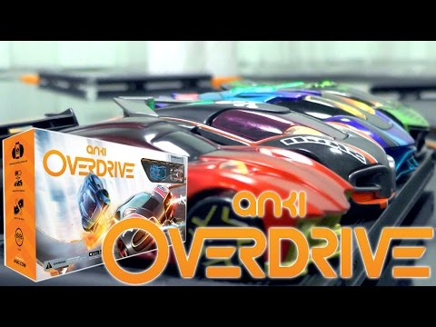Anki Overdrive – Starter Kit Unboxed & Hands-On Gameplay - YouTube thumbnail