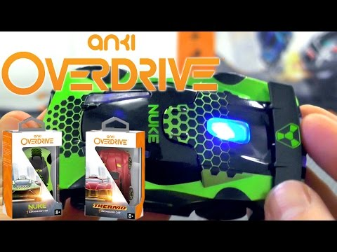 Anki Overdrive – Thermo & Nuke Unboxed - YouTube thumbnail