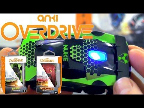 Anki Overdrive – Thermo & Nuke Unboxed - YouTube thumbnail