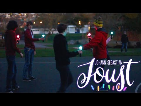 """JS Joust"" Combats Death Of Motion Gaming – Xbox Kinect, PS4 Move, Wii & Wii U - YouTube thumbnail"