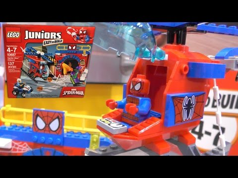 LEGO Duplo, Juniors and Classic 2015 Sets (New York Toy Fair) - YouTube thumbnail