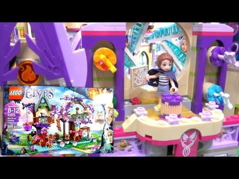 LEGO Elves 2015 Sets (New York Toy Fair) - YouTube thumbnail