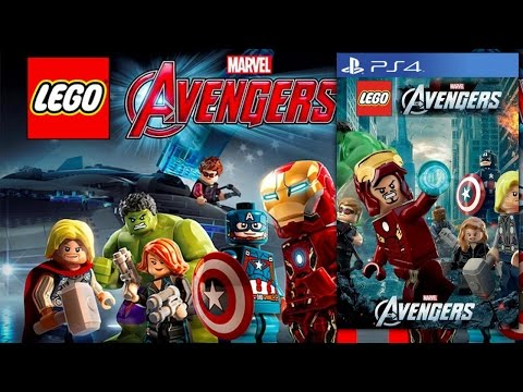 Lego Marvel's The Avengers – Announcement Analysis Helicarrier Footage/Sets - YouTube thumbnail