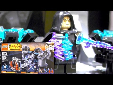 LEGO Star Wars 2015 Sets (New York Toy Fair) - YouTube thumbnail