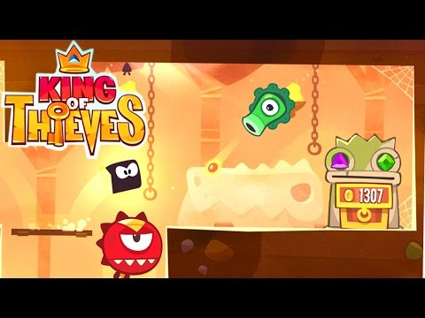 Let's Play King of Thieves – Part 1: First 20 Minutes of Sneaky Stealing - YouTube thumbnail