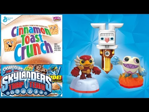 New Easter Skylanders: Eggsellent Weeruptor & Power Punch Pet-Vac - YouTube thumbnail