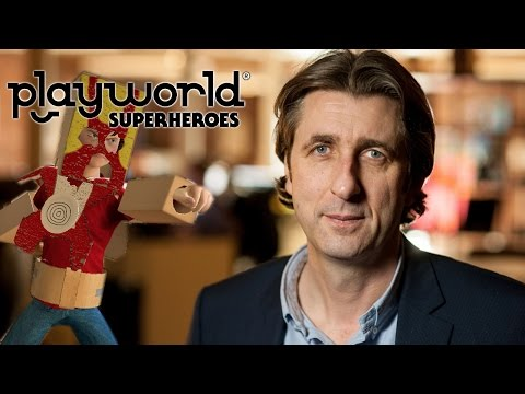 Playworld Superheroes – CEO Interview - YouTube thumbnail