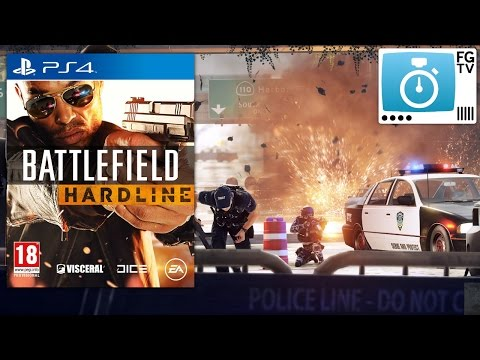 2 Minute Guide: Battlefield Hardline (PEGI 18+) - YouTube thumbnail