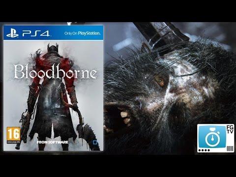 2 Minute Guide: Bloodborne (PEGI 16+) - YouTube thumbnail