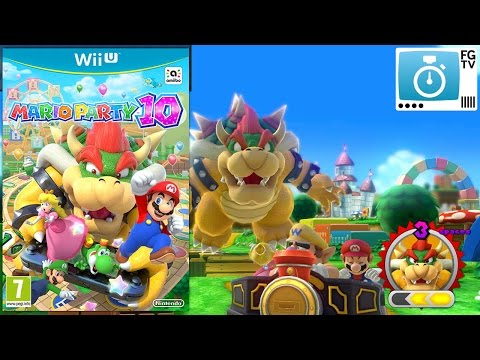 2 Minute Guide: Mario Party 10 - YouTube thumbnail