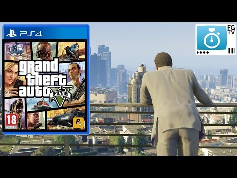 3 Minute Guide: GTA V (PEGI 18) - YouTube thumbnail