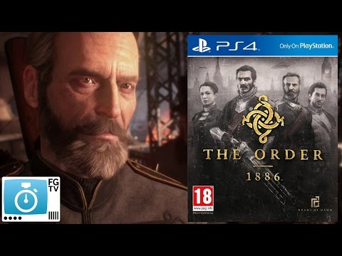 3 Minute Guide: The Order 1886 PS4 (PEGI 18+) - YouTube thumbnail